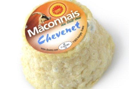 Bourgogneワインのお供に!!シェーブルチーズ Maconnaisマコネ ...