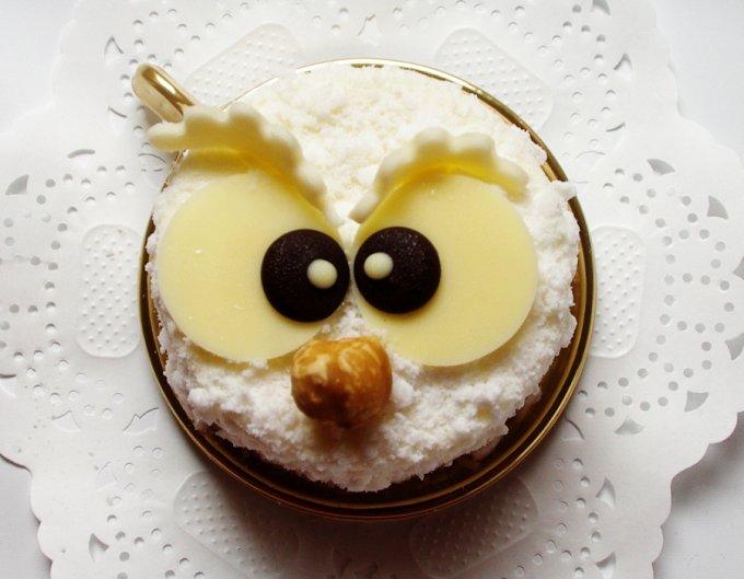 食べる「ふくろう」?池袋のデラックスホテル いけ「ふくろう」ケーキ!?