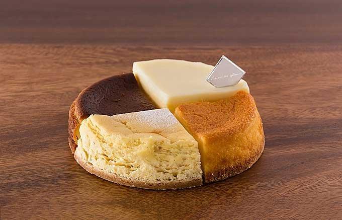 チーズを知り尽くした専門店が最大限に美味しさを引き出した自慢のチーズ