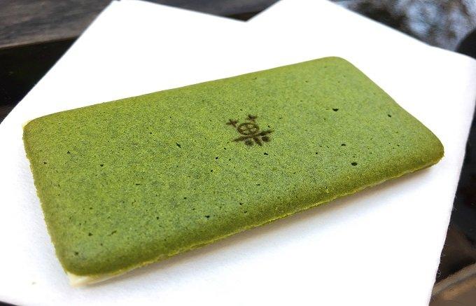 抹茶土産の王道はコレ!京都限定『マールブランシェ』の「お濃茶ラングドシャ」