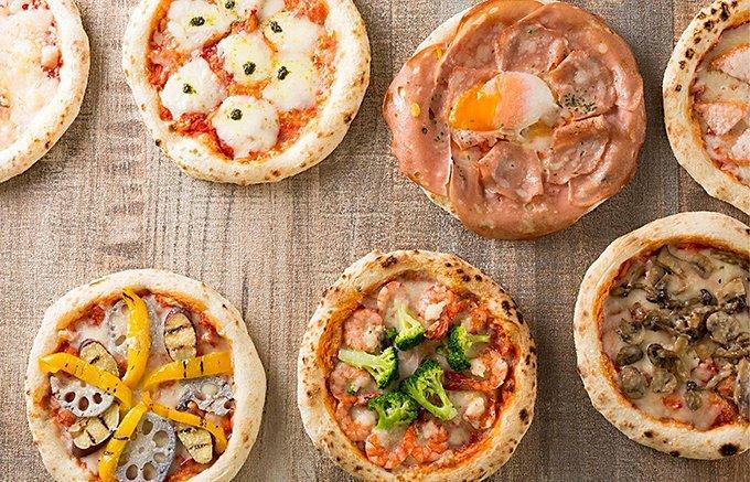 ピザ好き必見!自宅で食べられるハイクオリティーなピザとパン
