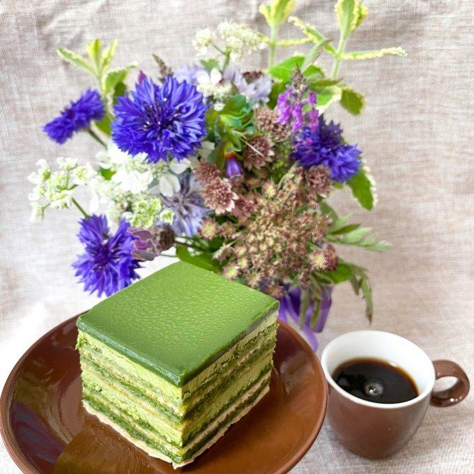【ザクッと新食感】これぞ奇跡の断面!味も見た目も完璧すぎる、京都の萌え断スイーツ