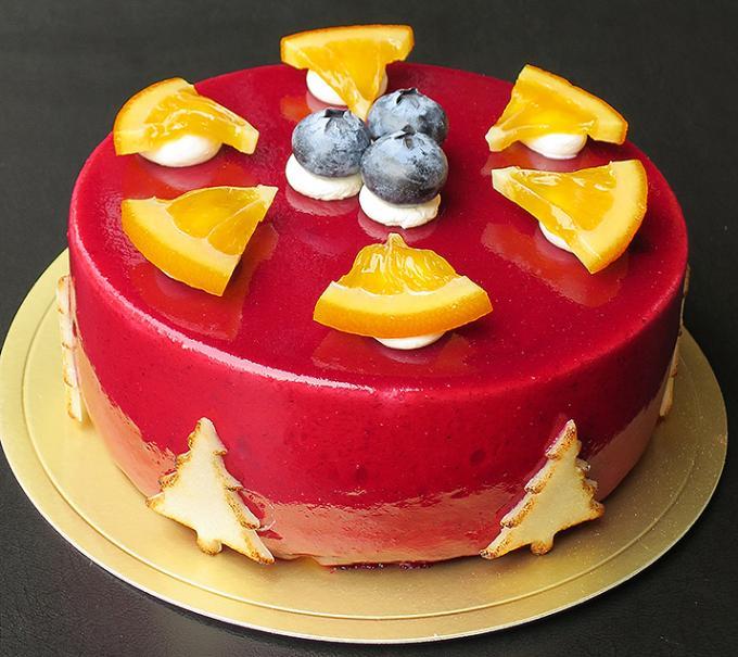 記念日に相応しい、思い出に残るクリスマス・ケーキ
