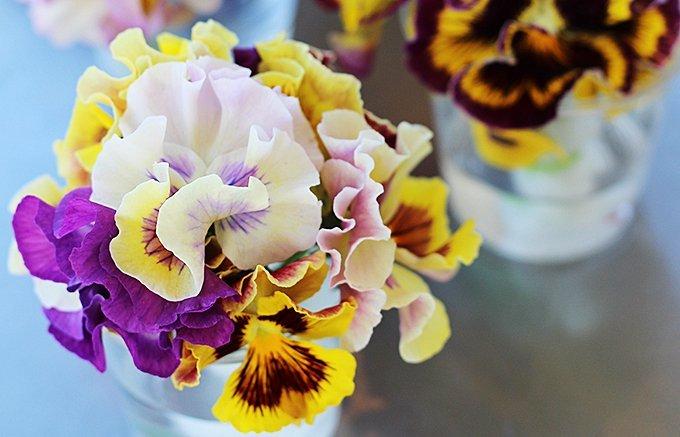 花束よりも喜ばれる?! フラワースイーツで春色ティータイム