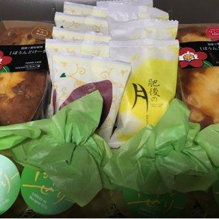 熊本の銘菓がいっぱい!! ギフトにもぴったりな『くまもと菓房』さんの詰め合わせ箱