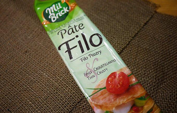 地中海地方のパイ生地「パートフィロ」で作る、簡単&ヘルシーなオーストリア菓子