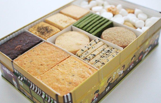 星付きシェフが考案した、意外性と個性を感じる京都の人気店舗のクッキー