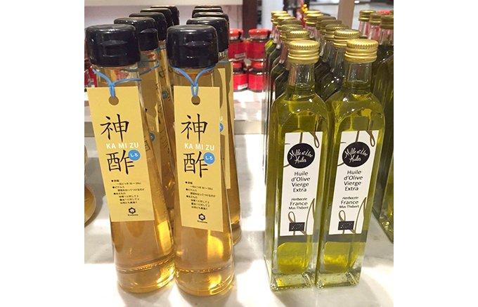 世界遺産「熊野古道」に位置する蔵元で育まれる貴重なお酢「神酢(かみず)」