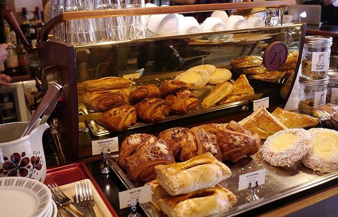おいしいコーヒーのあるところにおいしいパンあり。それが北欧コーヒータイムの法則