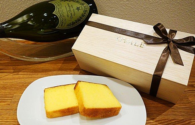 「OVALEシャンパンケーキ」の画像検索結果