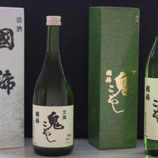 日本最北端の酒蔵で仕込まれた超辛口の日本酒「鬼ころし」
