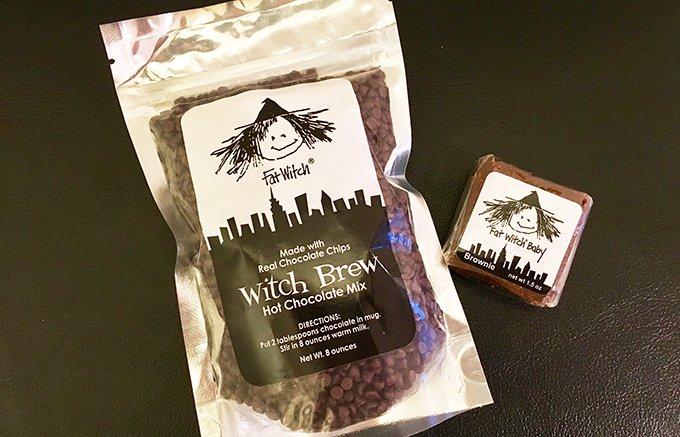 NYより忙しいウィッチたちへ「ファットウィッチベーカリー」チョコレートブラウニー