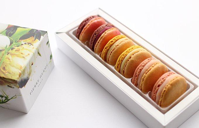 洗練された甘さが引き立つ!「ピエール・エルメ」で上品なマカロンを