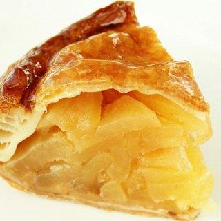 アイスを添えてもおいしい!ホームメイド感たっぷりな贅沢アップルパイ