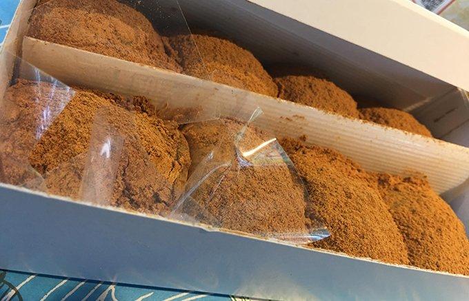 売切必至の京都「本家月餅家」のわらび餅は、ふわふわ感が楽しめる究極の技が光る