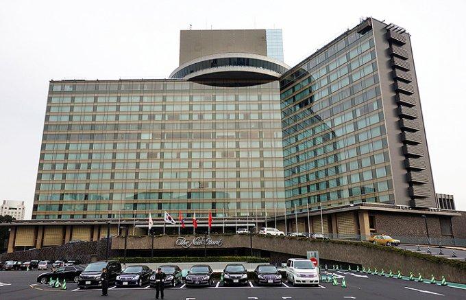 ホテルの実力はスイーツにも現る! いちごを堪能 冬のニューオータニ