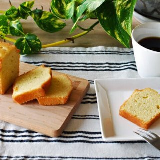 栄養たっぷり「えごまたまご」を使った贅沢パウンドケーキ