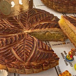 食べないと一生後悔する美味しさ!熊本『トワ・グリュ』の「ガレット・デ・ロワ」
