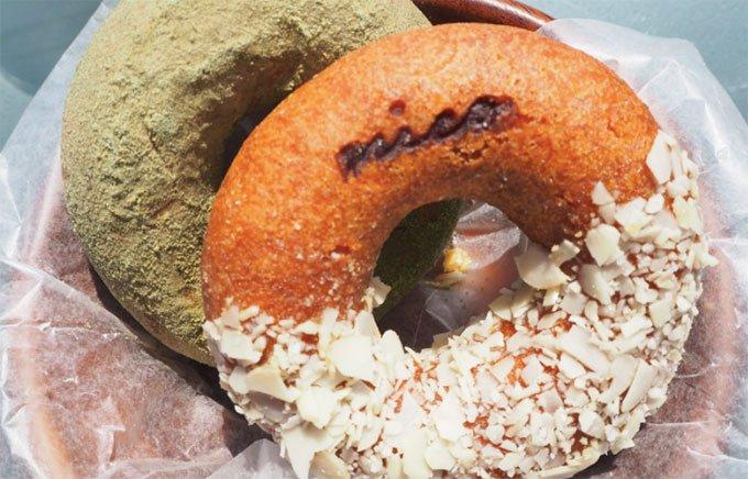大豆パワーで体にも嬉しい!鎌倉のお洒落なカフェでドーナツをテイクアウト