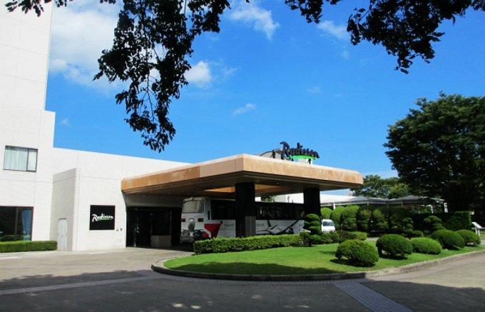 某TV番組で人気沸騰したラディソンホテル成田で人気の「シフォンケーキ」!
