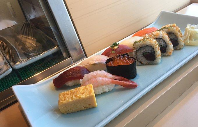 ビジネスでもデートでも!新宿の穴場『ほり川』の寿司が絶品