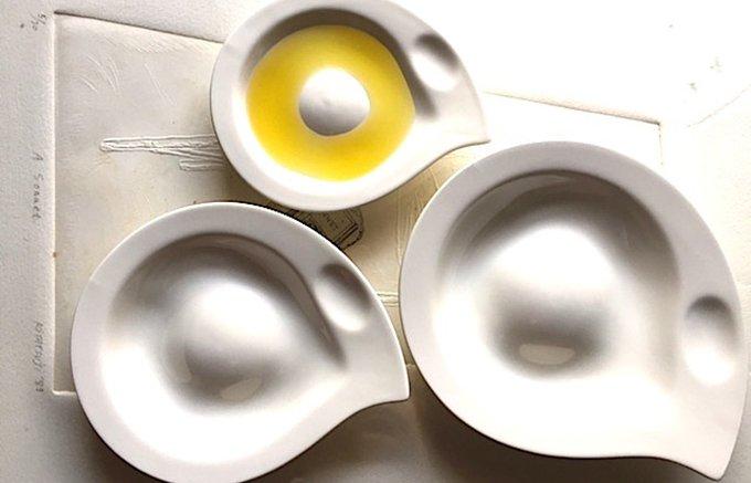 食材に簡単に冷燻フレーバーが楽しめるアンダルシアのオリーブオイル