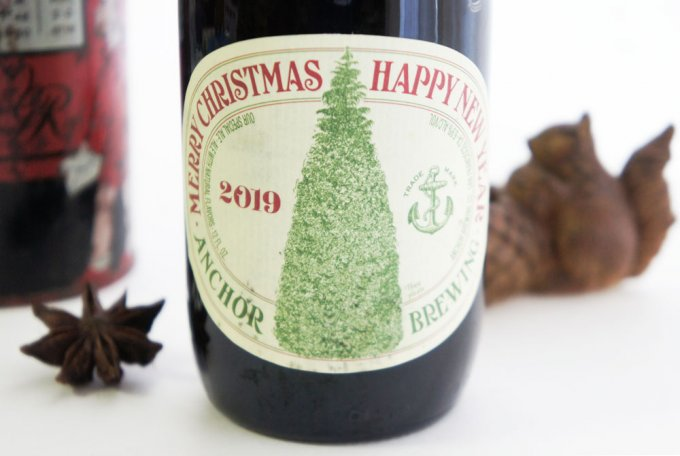 X'masの喜びと健やかな新年への願いを込めて今年もクリスマスエールで乾杯!