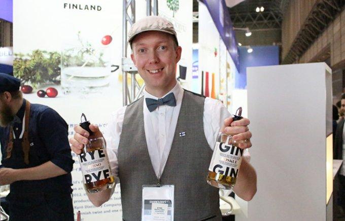 若者が創り出す、フィンランドのスタイリッシュ蒸留酒に大注目