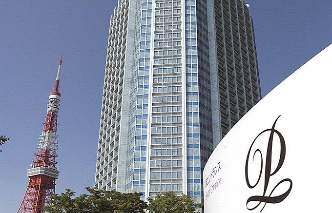 デラックスホテル「ザ・プリンス」の「抹茶のテリーヌ」は外国人にも人気!