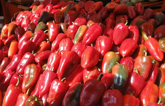 寒い季節の食卓に欠かせない、旨味たっぷりの真っ赤なペースト「リュテニッツァ」