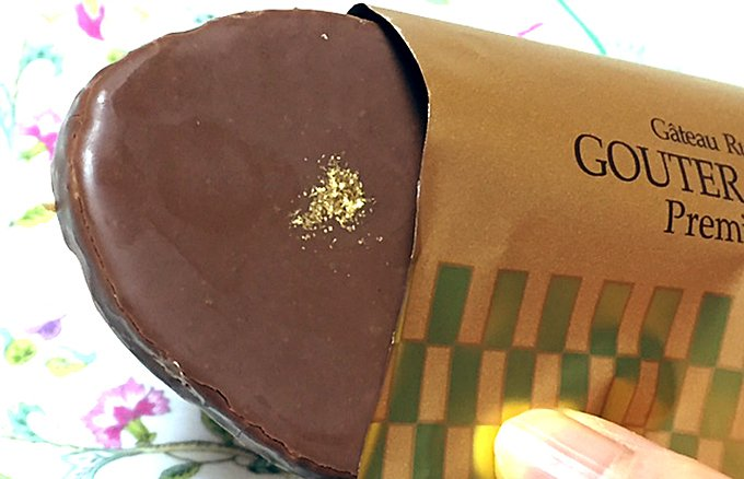 季節限定!プレミアムチョコラスクはバランスが流石!