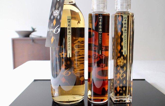 梅酒ヌーボーに新しいお酒の愉しみ方発見!