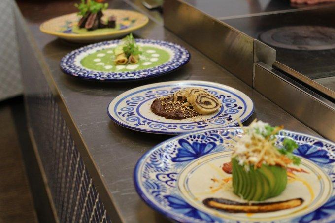 メキシコ公邸シェフ直伝!本場の色彩と味を学ぶワークショップ
