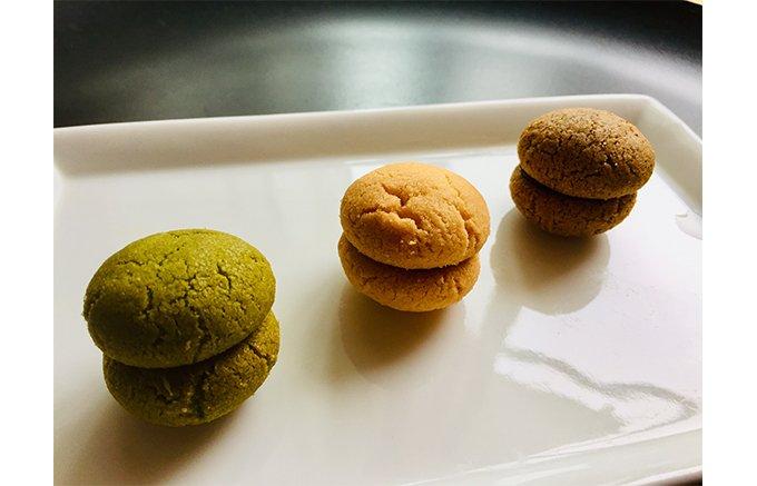 トリノ最古のカフェ、ビチェリンのイタリア郷土菓子「バーチ・ディ・ダーマ」