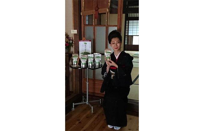 飲んでみると、美味しくて飲みやすい!京都が生んだ桑の葉茶
