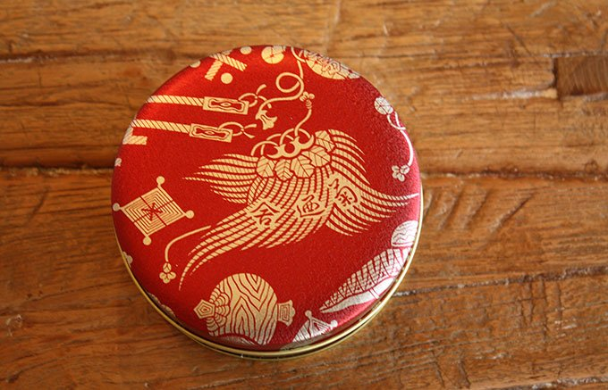 ハートを伝える和のお菓子、銀座菊廼舎の「冨貴寄ハート日和」