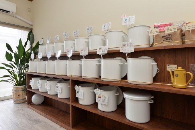 特注焙煎機で自分好みに焼いてくれるコーヒー豆専門店