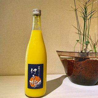 瀬戸内海の伊予柑がぎっしり詰まったジュース