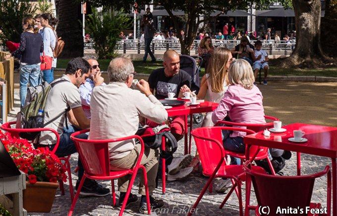 コーヒー好きもあまり知らない。ヨーロッパの隠れたコーヒーの聖地ポルトガル