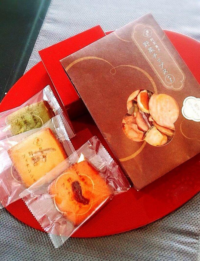 野菜を美味しく食べられる麻布十番の新名物!? 野菜の和菓子
