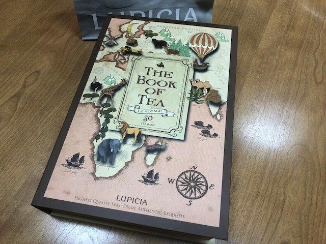 年に1度のお楽しみ!10年目を迎えたLUPICIAの「ブックオブティー」