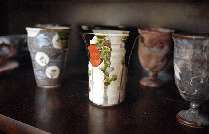 洋食にも映える現代和食器 4代続く岐阜 美濃焼窯元の『玉山窯』