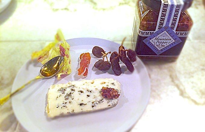 そのままでも!チーズとも好相性!タスマニアのオーガニック マスタード