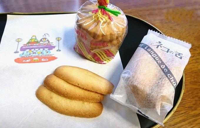 創業70年熱海『三木製菓』の「ネコの舌」は口どけなめらかなラングドゥシャ
