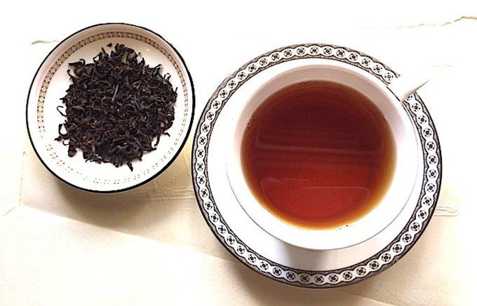 渋味や雑味の感じないピュアな味わい!熊本発のやさしい「和紅茶」を召し上がれ
