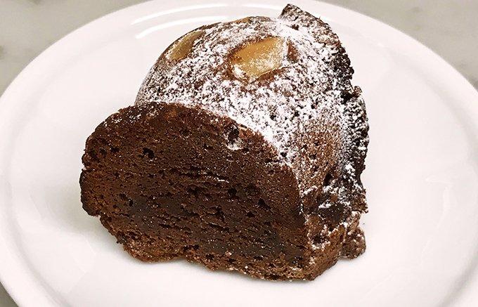 チョコレートとキャラメルの奥深い味わい!フランス伝統菓子「ナンシー」