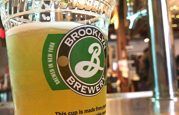 ニューヨークに行ったら絶対飲みたい!ブルックリン・ブルワリー自慢のラガービール