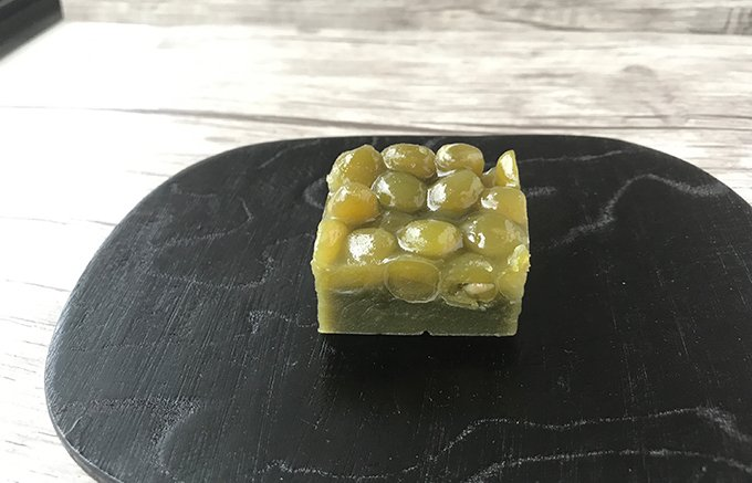 6月4日までの期間限定!新緑の季節にぴったりな「HIGASHIYA」緑石