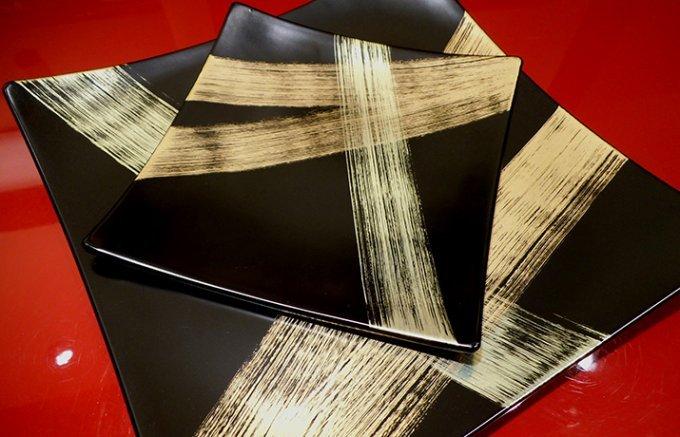 すごい!テーブルの上を驚くほど華やかにする一風変わったプレート