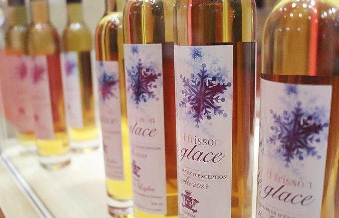 カナダ・ケベック州初のシャトーで作られるりんごアイスワイン「アップルサイダー」